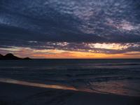 Sunset at Big Beach