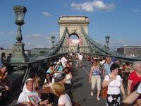 The Crowded Bridge