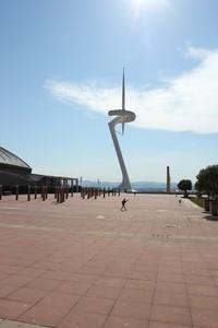 Barcelona - Telecommunication Tower 5
