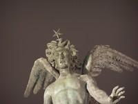 A magic angel in Turin