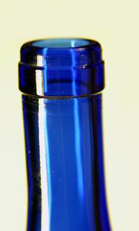 Blue Bottle neck