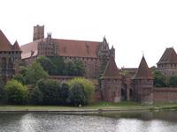 Zamek w Malborku