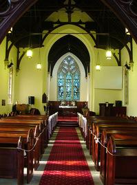 camden church inside