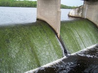 Lake Tobyhanna Dam, PA