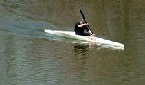 Canoeist 1