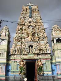 Hindu Temple in Colombo (Sri L