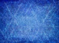 Blue Snowflake Texture