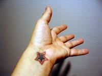 """Tattoo """"Star"""