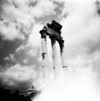 Temple of Castor (grunge)
