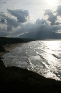 balestrate's beach