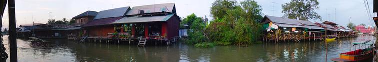 Amphawa, Samutsongkram, Thailand 4