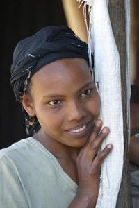 ethiopian lady