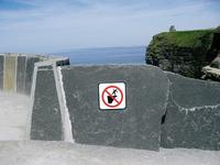 west irland cliffs