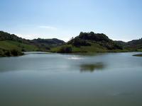 Artificial lake 1