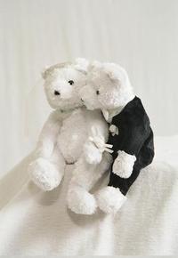 Bride and Groom Bears 5