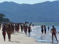 Praia Mole - Mole Beach