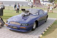 Aston Martin dragster
