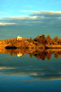 Yellowknife Reflections 1