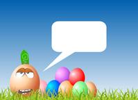 unhappy easter egg