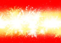 Abstract firework Stock Photos