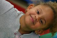 preschool girl expressions 3