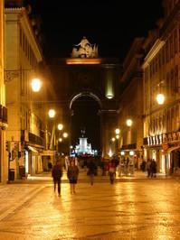 lisboa streets (night) 2