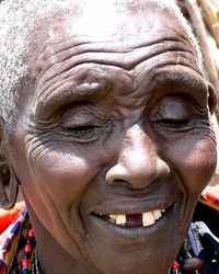 Masai 1 - Masai Woman