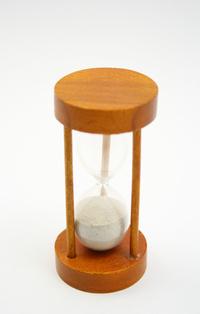 Sand-glass 1