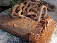 Rusty bolt