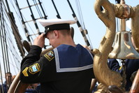 Sedov sailing ship 4