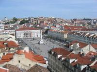 view on Lisboa