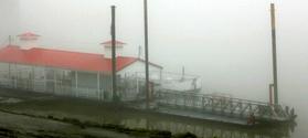 Fog on the Ohio River 6