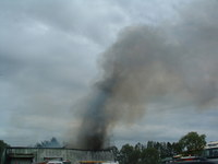 Burning Building 2