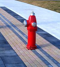 Hydrant & Pavement