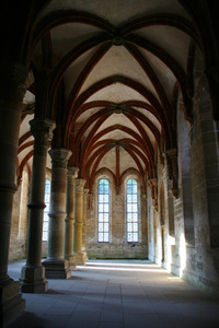 Maulbronn Monastery - The Dining Room