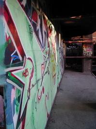 graffiti perspective