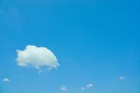 nice cloud on the sky