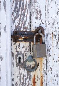 Door Lock Padbolt