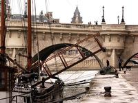 Parisian boat