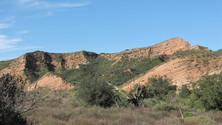 Black Star Canyon Road Geology 2