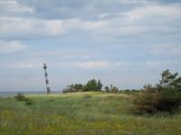 Skew lighthouse