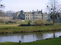 Bon-Repos Abbaye Ruinee