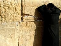 Holy wall - Israel Praying 1