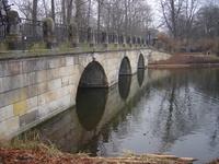 The autumn bridge