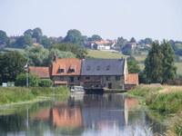 Hardwater Mill, River Nene
