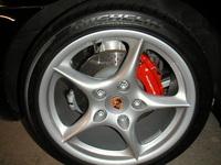 porsche's tire