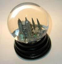 NY city globe 2