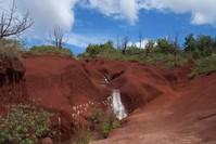 Red Dirt Waterfall