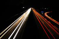 Highway Light Show