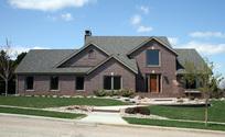 Brick Ranch House